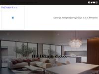 Slika naslovnice sjedišta: HAJdizajn d.o.o. Zagreb (http://www.hajdizajn.hr)
