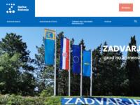 Slika naslovnice sjedišta: Službene stranice Općine Zadvarje (http://www.zadvarje.hr)