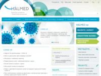 Slika naslovnice sjedišta: HALMED - Agencija za lijekove i medicinske proizvode (http://www.halmed.hr/)