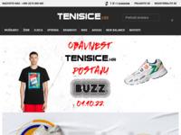 Slika naslovnice sjedišta: Najveći izbor športske obuće i odjeće po nižim cijenama (http://www.tenisice.hr/)