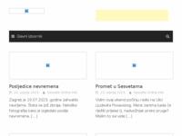 Slika naslovnice sjedišta: Sesvete Online (http://www.sesvete-online.info)