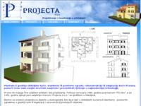 Slika naslovnice sjedišta: Projecta d.o.o. (http://www.projecta-ri.hr/)