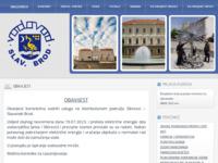 Frontpage screenshot for site: Vodovod d.o.o. Slavonski Brod, vodoopskrba i odvodnja (http://www.vodovod-sb.hr/)