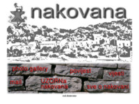 Frontpage screenshot for site: Nakovana (http://www.nakovana.hr)