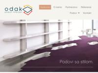 Slika naslovnice sjedišta: Podovi i interijeri Odak (http://www.podovi-interijeri.hr)