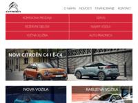 Slika naslovnice sjedišta: Posedel Auto - Ovlasteni distributer Citroen Vozila za Istarsku zupaniju (http://www.posedel-auto.hr)