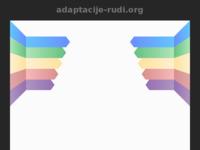 Slika naslovnice sjedišta: Adaptacije Rudi - adaptacije i preuređenja stambenih i drugih vrsta prostora (http://www.adaptacije-rudi.org)