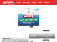 Slika naslovnice sjedišta: Lika Portal (http://www.lika-online.com)