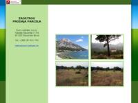 Frontpage screenshot for site: Euro Adriatic d.o.o. (http://www.euro-adriatic.hr)