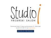 Slika naslovnice sjedišta: Frizerski salon Studio I Osijek (http://www.studioi.hr/)