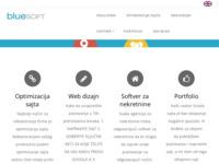 Slika naslovnice sjedišta: Internet prezentacije, Web design, Softver za nekretnine, Help desk softver, SEO (http://www.internetprezentacije.net)