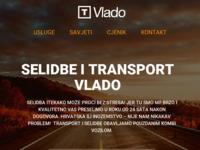 Slika naslovnice sjedišta: Autoprijevoz i selidbe (http://www.selidbe-vlado.com)