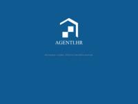Frontpage screenshot for site: Web sjedište ovlaštenih agenata i agencija (posrednika) za nekretnine u Hrvatskoj (http://www.agenti.hr)