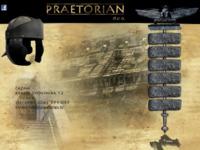 Frontpage screenshot for site: praetorian d.o.o. (http://www.praetorian.hr)