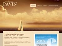 Slika naslovnice sjedišta: Apartmani Pavin - Puntamika (http://www.apartmani-pavin.hr)