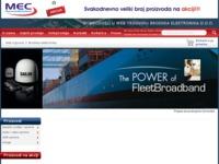 Slika naslovnice sjedišta: Brodska elektronika (http://www.brodska-elektronika.hr)
