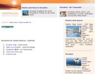 Slika naslovnice sjedišta: Karte hrvatskih otoka (http://www.kroatien-links.de/kroatien_karten-adria-inseln.htm)