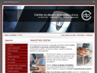 Slika naslovnice sjedišta: Centar za dizajn i promidžbu (http://www.marketing-centar.hr)