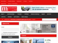 Slika naslovnice sjedišta: Menu - Časopis za gastronomiju i turizam (http://www.menu.hr/)