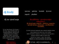 Frontpage screenshot for site: Dj Vjenčanja (http://www.dj-vjencanje.com/)