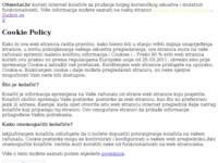 Slika naslovnice sjedišta: OSmetal - Izrada i montaža građevinske bravarije i limarije (http://www.osmetal.hr/)