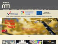Slika naslovnice sjedišta: Mar-mar d.o.o. (http://mar-mar.hr/natjecaj/)