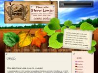 Slika naslovnice sjedišta: Etno selo Stara Lonja, Lonjsko polje (http://www.etnoselo-staralonja.com)