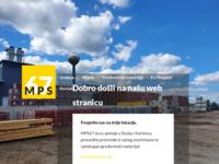 Slika naslovnice sjedišta: MPS-67 - Proizvodnja građevinskog materijala (http://www.mps-67.hr)