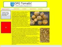 Slika naslovnice sjedišta: Tomašić proizvodnja (http://www.tomasic-proizvodnja.hr)