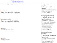 Frontpage screenshot for site: Pravi majstor (http://www.pravimajstor.com/)