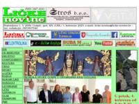 Slika naslovnice sjedišta: Ličke novine (http://www.licke-novine.hr)
