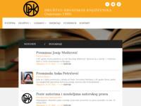 Slika naslovnice sjedišta: Društvo hrvatskih književnika (http://www.dhk.hr/)