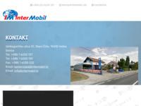 Slika naslovnice sjedišta: Intermobil d.o.o. (http://www.intermobil.hr)