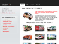 Slika naslovnice sjedišta: Oslikavanje svih vrsta vozila (http://www.oslikavanjevozila.com)