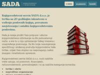 Slika naslovnice sjedišta: SADA knjigovodstvo - Financijsko-računovodstvene usluge, porezna prijava za pomorce (http://www.sada-knjigovodstvo.hr)