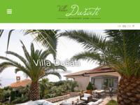 Frontpage screenshot for site: Najam apartmana na moru (http://www.dusati-ferienwohnung.com)