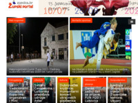 Slika naslovnice sjedišta: Župčica portal - Internet portal Župe dubrovačke (http://www.zupcica.hr/)