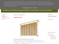 Slika naslovnice sjedišta: Tende za terase i balkonske tende (http://tendezaterase.blogspot.com/)