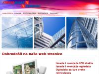 Slika naslovnice sjedišta: Staklomont Turniški (http://www.staklomont-turniski.com)