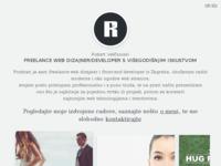 Slika naslovnice sjedišta: Freelance web dizajner (http://www.rvdizajn.com)