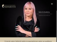 Slika naslovnice sjedišta: Frizerski salon Nefertiti (http://www.nefertiti.hr/)