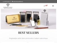 Slika naslovnice sjedišta: Salon za prodaju opreme za geliranje noktiju (http://www.studiodiamant.hr)