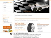 Slika naslovnice sjedišta: Auspuh servis Roland (http://www.auspuh-roland.hr/)