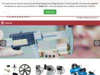Slika naslovnice sjedišta: Presing Kompresori Rijeka (http://www.presing-doo.hr)