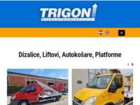 Slika naslovnice sjedišta: Trigon dizalotehnika d.o.o. (http://trigon-dizalotehnika.hr/)