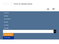 Slika naslovnice sjedišta: Alias d.o.o. (http://www.alias.hr)
