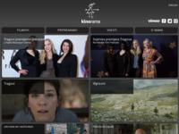 Frontpage screenshot for site: Kinorama - usluge filmske i video proizvodnje (http://www.kinorama.hr/)