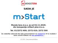 Frontpage screenshot for site: (http://mondo-tera.hr/)