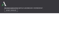Slika naslovnice sjedišta: Agronom - prodaja, servis i održavanje traktora i poljoprivredne mehanizacija (http://www.agronom.hr/)