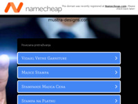 Slika naslovnice sjedišta: Mustra designs portfolio (http://www.mustra-designs.com)